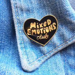 Pin's Tuesday Bassen Mixed Emotions 3