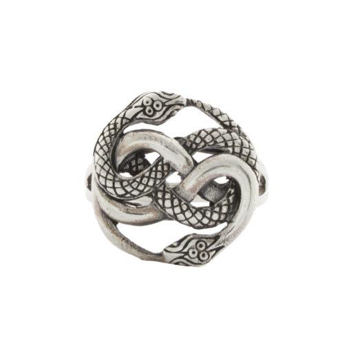 Bague Argent 925 Serpents 1