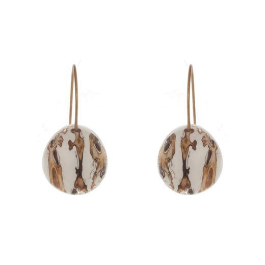 Boucles d'oreilles Culture Mix Organic Elephant 1