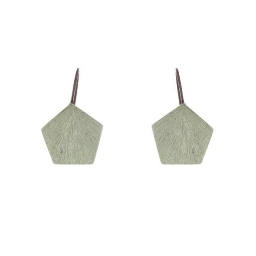 Boucles d'oreilles Culture Mix Pentagon 1