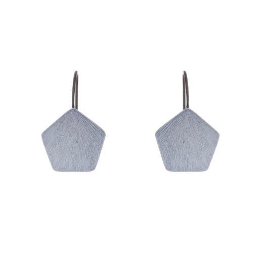 Boucles d'oreilles Culture Mix Pentagon 4