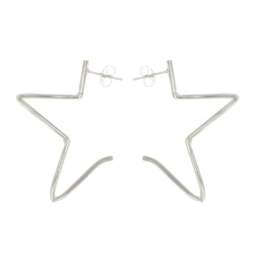 Boucles d'oreilles Argent 925 Starz 1