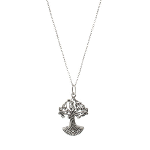 Collier Argent 925 Tree of Life 1