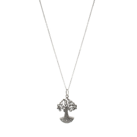 Collier Argent 925 Tree of Life 3