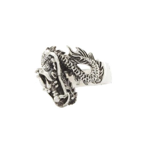 Bague Argent 925 Dragon 3