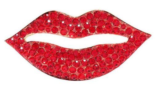 Broche Marion Godart Lèvres 1