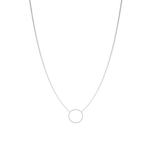 Collier Argent 925 Cercle S 1