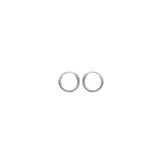 Créoles Argent 925 8 mm 1
