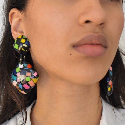 Clips Marion Godart Mosaiques 2 Losange 2