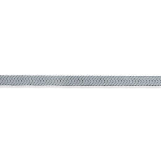 Bracelet Argent 925 Chaine Mirroir 1