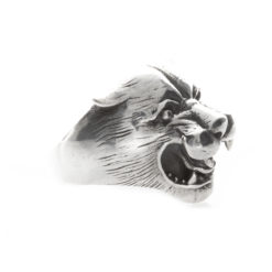 Bague Argent 925 Lucky Tiger 3