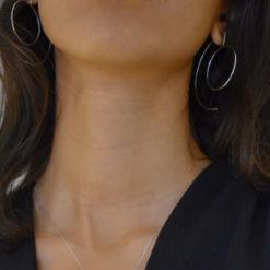 Boucles d'oreilles Argent 925 C&O 3