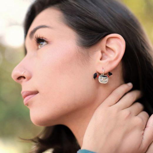 Boucles d'oreilles Taratata Vive La Récré 2