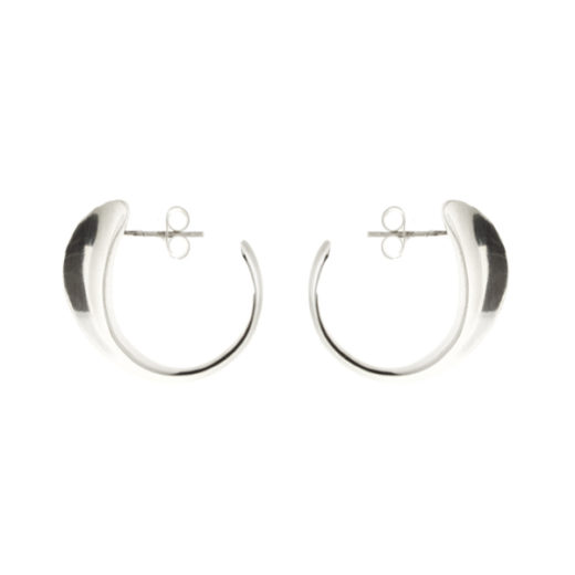 Boucles d'oreilles Argent 925 Spoon 3