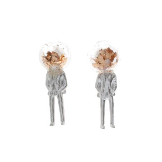 Boucles d'oreilles aHandfulof Glitter Mini 1