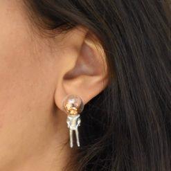 Boucles d'oreilles aHandfulof Glitter Mini 3