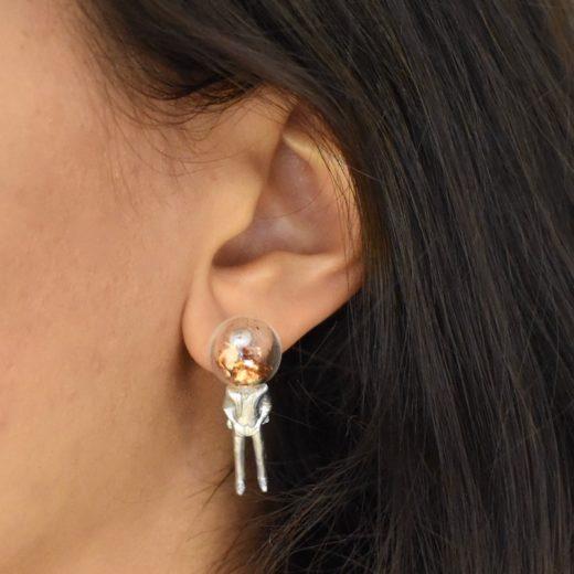 Boucles d'oreilles aHandfulof Glitter Mini 2