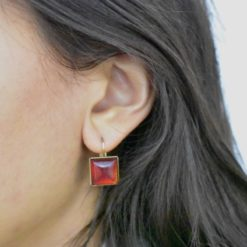 Boucles d'oreilles Tam Tam dans la Ville Doré L Multi 21