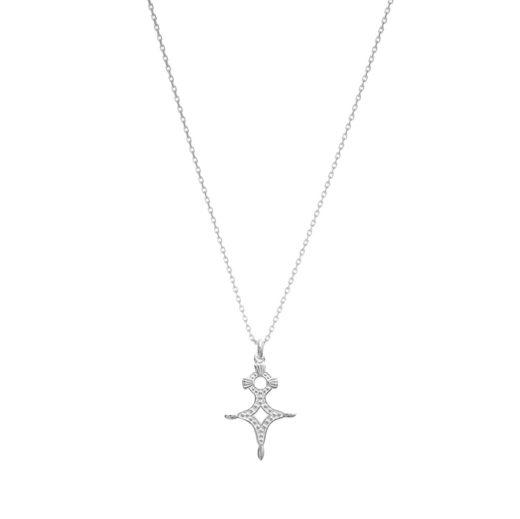 Collier Argent 925 Croix du Sud 2