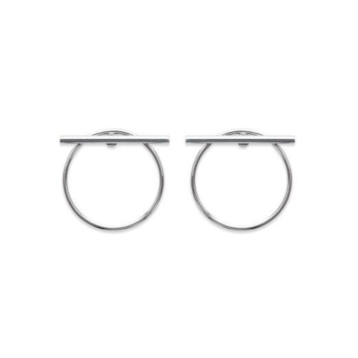 Boucles d'oreilles Argent 925 OI 1