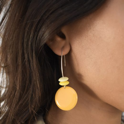 Boucles d'Oreilles Thierry Joo Polly 5